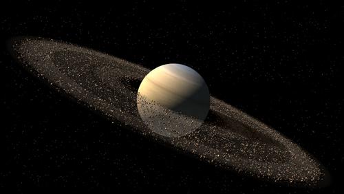 Отечественные ученые объяснили постоянство колец Сатурна