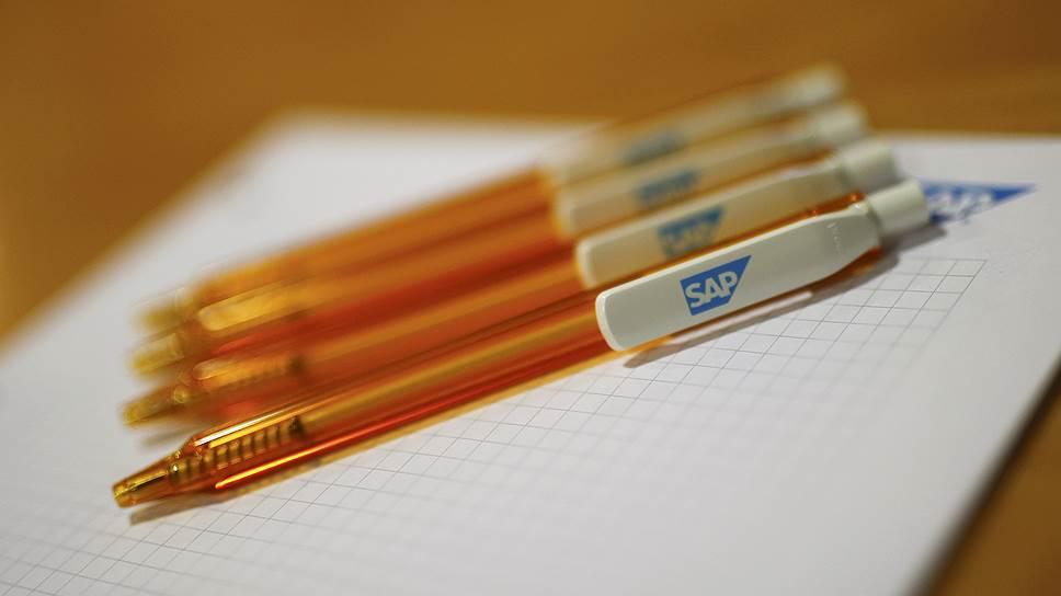 Немецкие разработчики SAP отказались делиться софтом с российскими партнерами