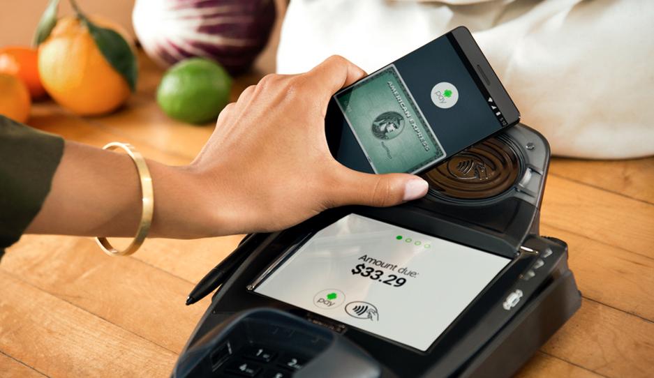 Платежная система Android Pay заработает 26 августа