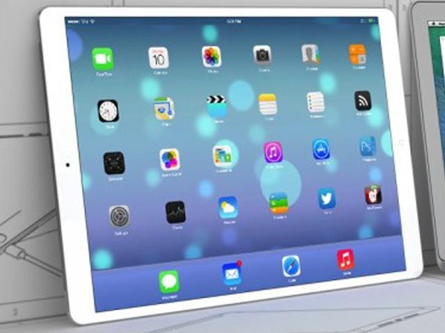 9 сентября на презентации Apple покажут IPad Pro и iPad mini 4