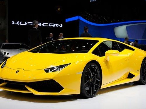 В 2015 году Lamborghini побьет рекорд продаж