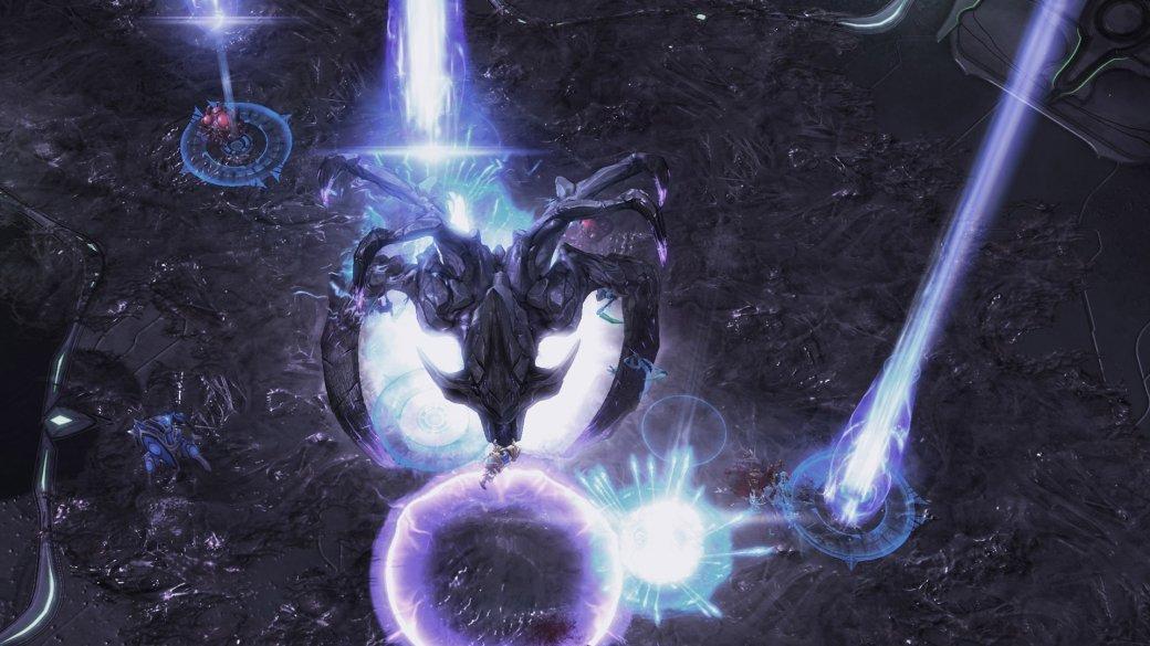 StarCraft II Legacy of the Void выйдет 10 ноября