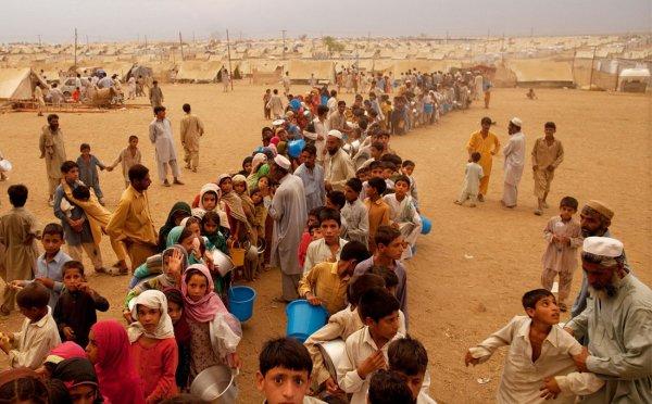 Ученый Изменение климата увеличит число беженцев с Ближнего Востока