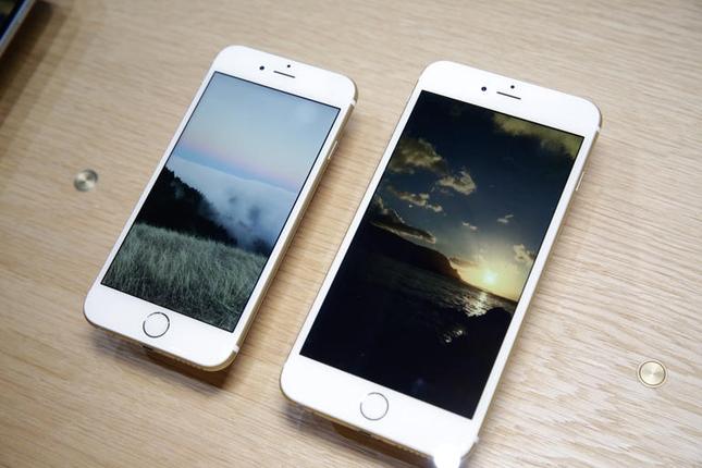 Apple продала по предзаказам первую партию iPhone 6s и iPhone 6s Plus