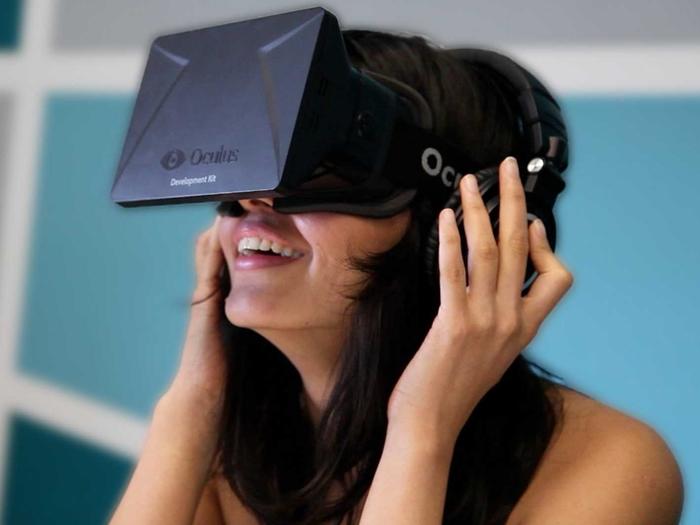 Стоимость шлема Oculus Rift составит $300