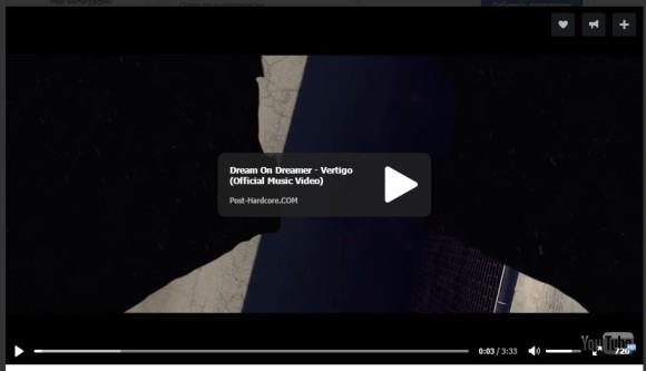«ВКонтакте» встроила ролики сYouTube в собственный  плеер