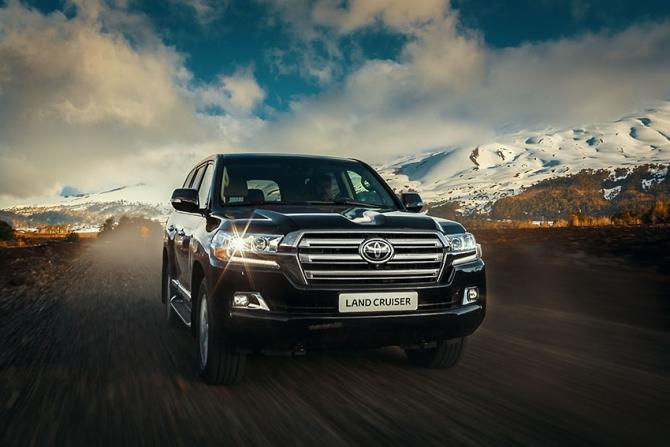 Toyota в России объявила итоги продаж за 9 месяцев