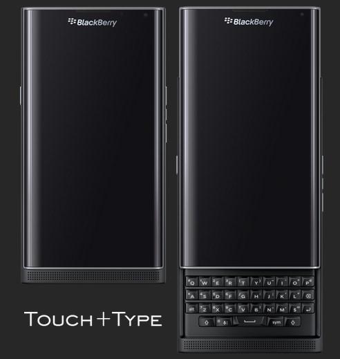 BlackBerry подтвердила характеристики Priv на сайте пре-регистрации